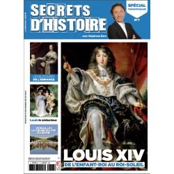 Magazine Secrets d'Histoire n°7 - Louis XIV