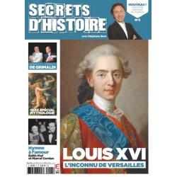 Magazine Secrets d'Histoire n°5 - Louis XVI