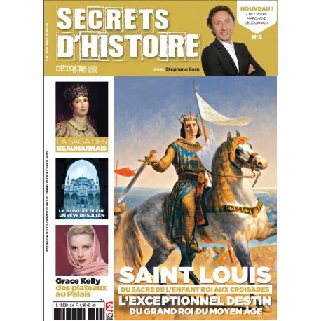 Magazine Secrets d'Histoire n°2 - Saint-Louis