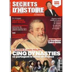 Magazine Secrets d'Histoire - Hors-Série Les rois de France