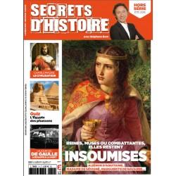 Magazine Secrets d'Histoire Hors-Série - Les Insoumises