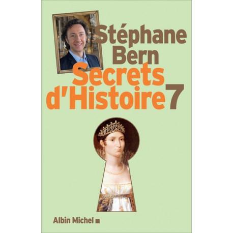Livre secrets d'Histoire Volume 7 EN RUPTURE DE STOCK