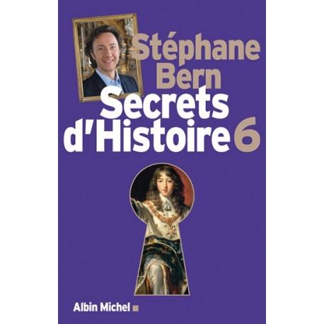 Livre secrets d'Histoire Volume 6