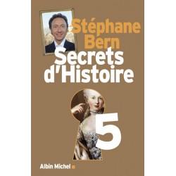 Livre Secrets d'Histoire Volume 5