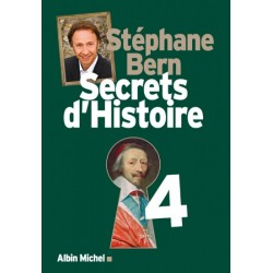 Livre Secrets d'Histoire Volume 4