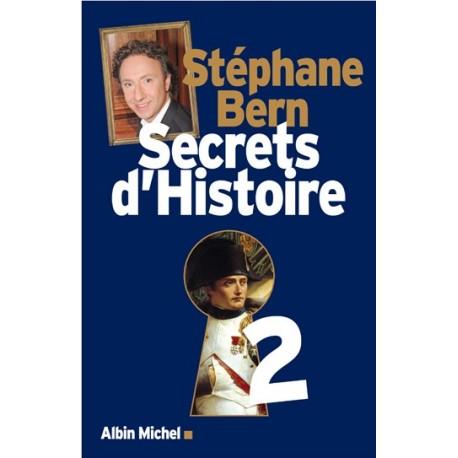 Livre Secrets d'Histoire Volume 2