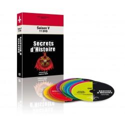 Coffret DVD saison 5