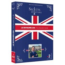 Coffret DVD Spécial Famille royale d'Angleterre