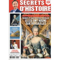 N°23 │ Elles ont régné sur Versailles