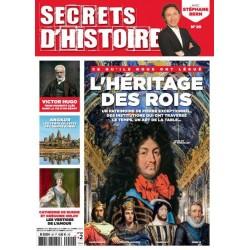 Magazine Secrets d'Histoire - L'héritage des Rois