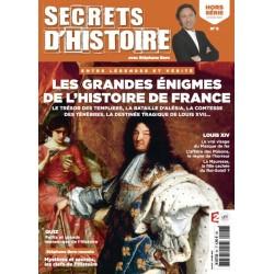 Hors série n° 6 │ Les grandes énigmes de l'histoire de France