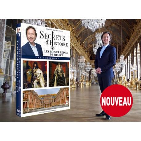 Coffret Rois et Reines de France