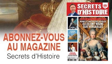 Magazine Secrets d'Histoire